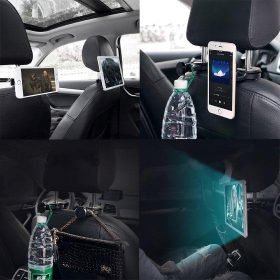 accroche téléphone voiture
