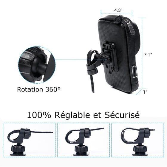 porte portable scooter
