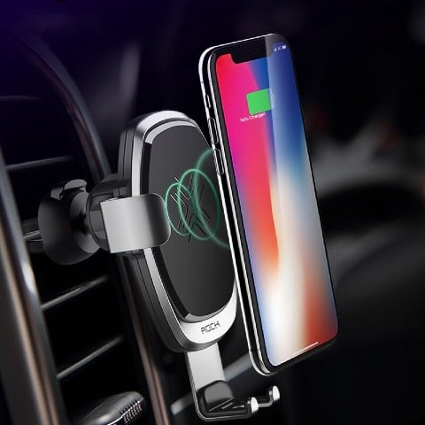 support telephone voiture induction