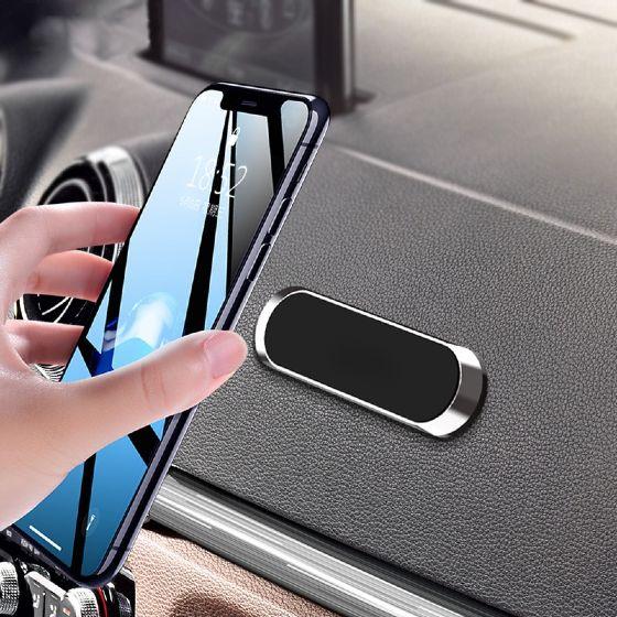 support téléphone voiture magnétique