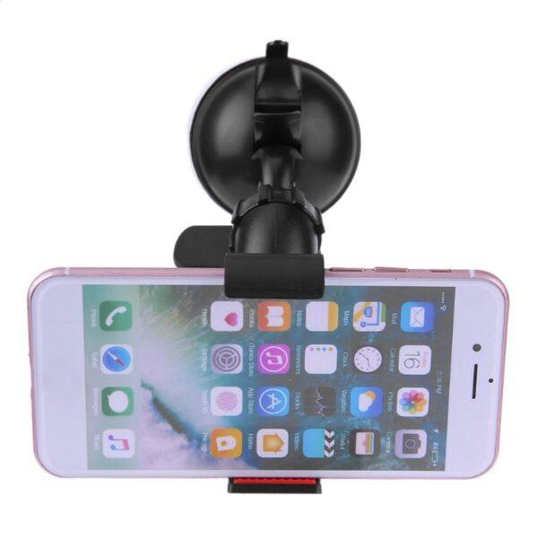 support téléphone voiture clip avec iphone