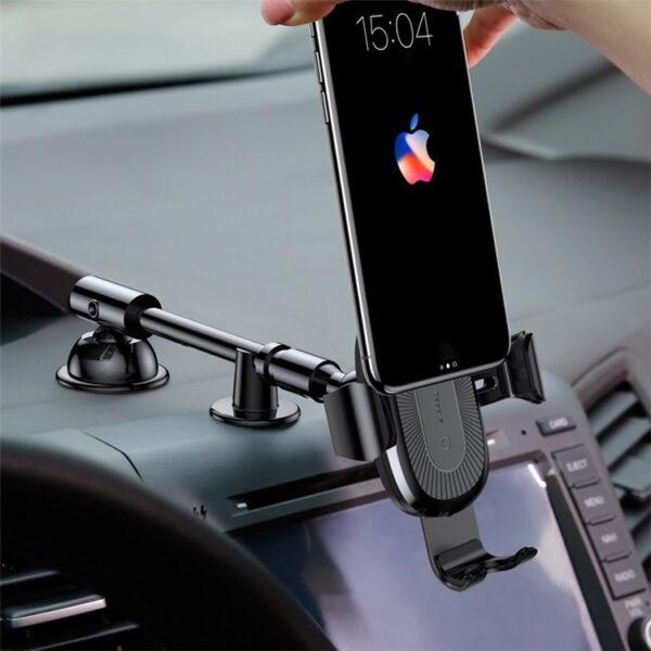 Support de téléphone pour voiture fixe