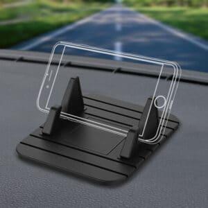 Support de téléphone pour voiture en silicone