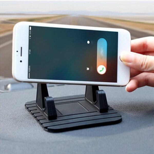 Support de téléphone pour voiture en silicone iphone
